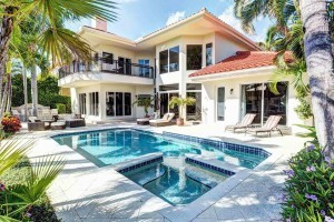Bradenton, Florida Pool home for sale