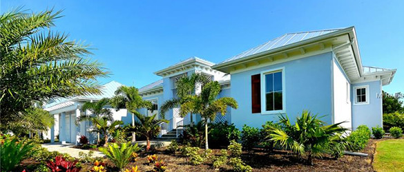 Florida Single Family Home Sales Up